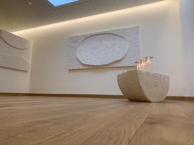 Raum der Stille im Triemli Spital Zürich